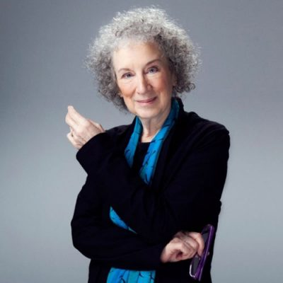 """Margaret Atwood: """"Writers Don't Set Out To Be Role Models"""""""