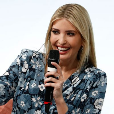Ivanka Trump Criticised For Calling Her Father A 'Champion'