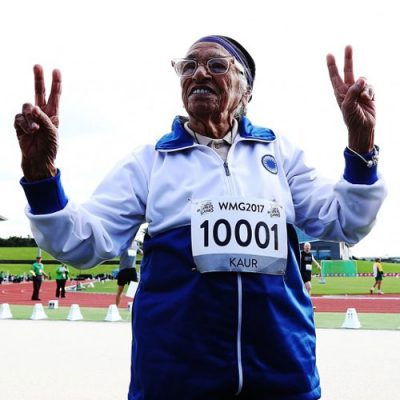 This 101-Year-Old Runner Will Make Your Day