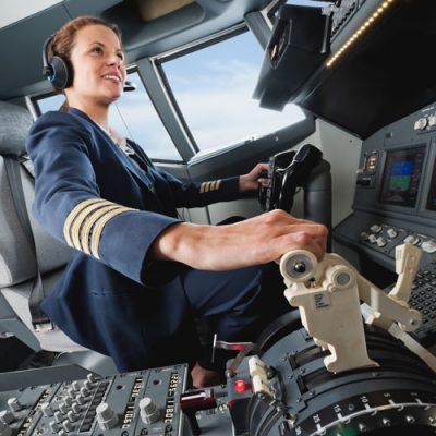 How I Got My Job As A Pilot