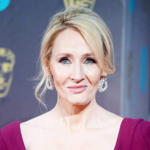 J. K. Rowling Doesn't Want To Hear Your Misogynistic Remarks