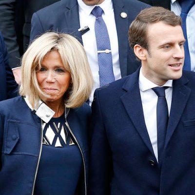 Emmanuel Macron Calls Out Misogynistic Critics