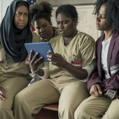 The Cast Of OITNB On Embracing Feminism