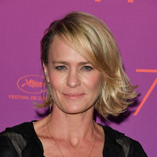 Robin Wright On Her Fight For Equal Pay