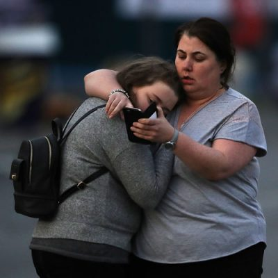 This Woman Led 50 Teenagers To Safety After Manchester Attack