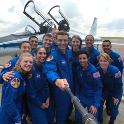 NASA's New Astronaut Class Is Full Of Seriously Talented Women