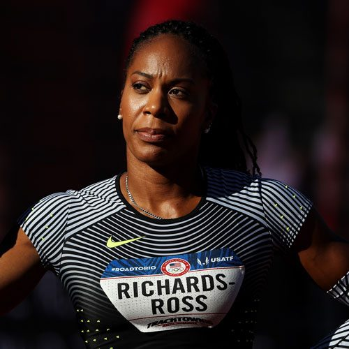 Olympic Star Sanya Richards-Ross Speaks Out About Abortion In Sport