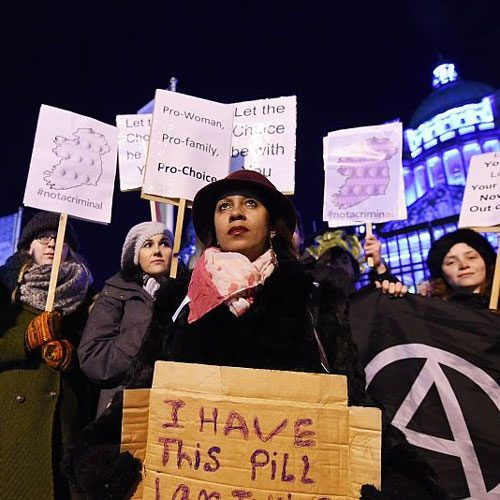 How You Can Help Women In Northern Ireland Gain Equal Abortion Rights