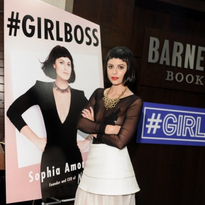 Nasty Gal CEO Sophia Amoruso's Top Tips To Success