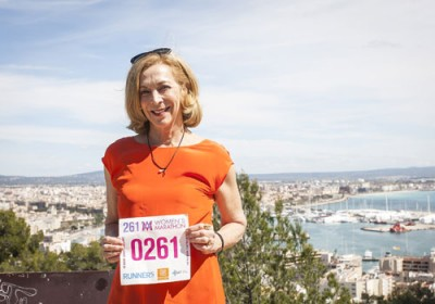 Kathrine Switzer: marathon woman